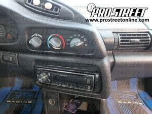 chevy camaro stereo wiring diagram my pro