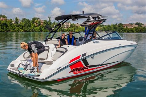 Yamaha Boats Nc by 2017 Yamaha Ar240 Power Boats Inboard Goldsboro