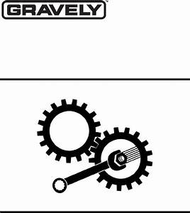 Gravely Lawn Mower 985115 User Guide