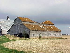 panoramio photo of two old barns both torn down now With barn tear down