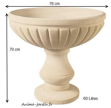 vasque renaissance 76 cm reconstitu 233 e coupe contenant achat