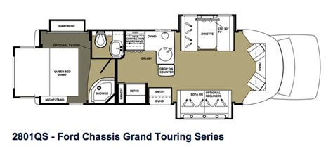 class c rv floor plans everything you need to about class c motorhomes