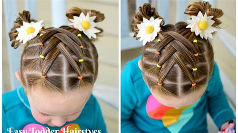 39 Best Images About Girl Hairstyles On Pinterest