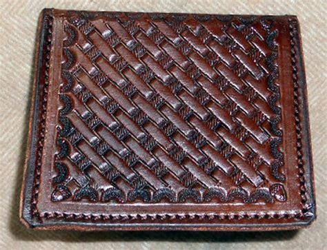 custom leather billfold card wallets   usa