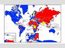 Who would be the 'Allied' & 'Axis' Countries in WW3? Quora