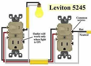 Leviton 5245 3