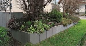 Steine Mauer Garten : l steine kronimus ~ Watch28wear.com Haus und Dekorationen