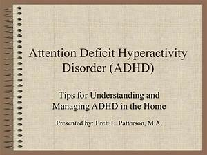 Attention deficit-hyperactivity-disorder-(adhd)