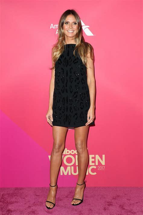 Heidi Klum Billboard Women Music
