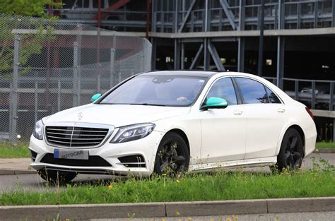 2020 Mercedesbenz Sclass Tests In Production Bodywork