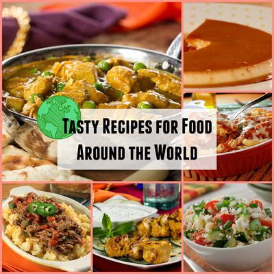 tasty recipes  food   world mrfoodcom