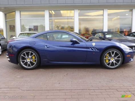 The site owner hides the web page description. Blu tour de France (Blue Metallic) 2013 Ferrari California 30 Exterior Photo #73119329 ...