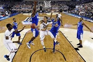 UConn Wins NCAA Title, 60-54, Over Kentucky   WBUR News