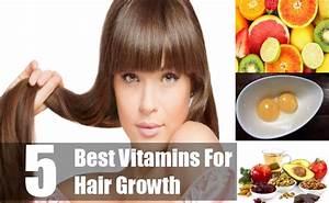 5 Vitamins For Hair Growth
