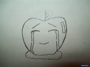 Steps How to Draw Sad Drawings