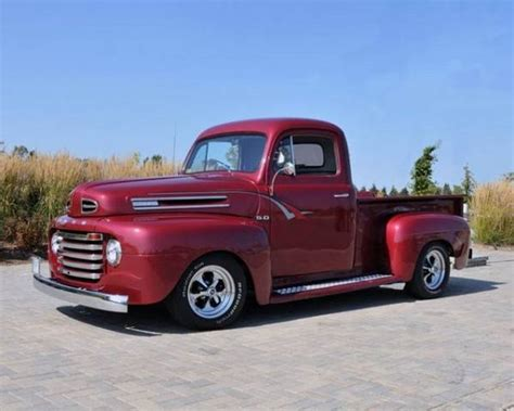 1949 Ford Pickups For Sale   Autos Post