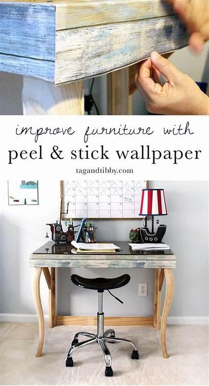 Peel Stick Furniture Diy Projects Decorating Improve
