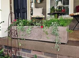 Fabriquer Grande Jardiniere Beton : d coration jardin pas cher faire soi m me en b ton coul ~ Melissatoandfro.com Idées de Décoration