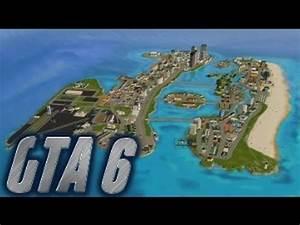 Jeux De Gta 4 : gta 6 parlons de la carte du jeu map de vice city youtube ~ Medecine-chirurgie-esthetiques.com Avis de Voitures