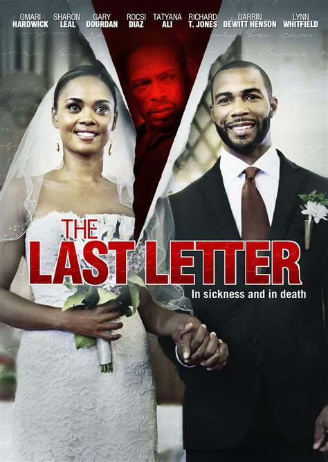 the last letter the last letter with omari hardwick leal hits dvd