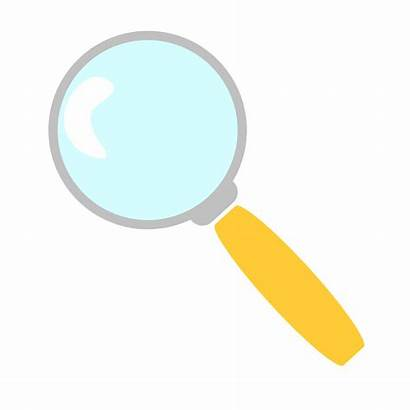 Magnifying Glass Clip Clipart Magnify Openclipart Booth