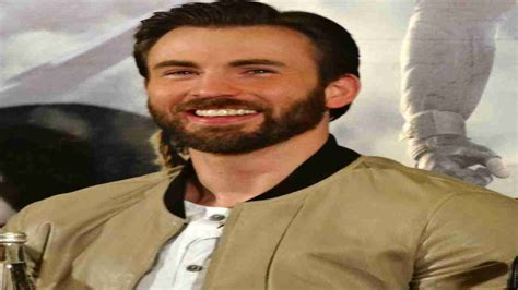 Captain America star Chris Evans accidentally leaks ...