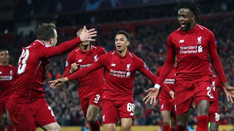 Liverpool vs. Barcelona - Football Match Report - May 7 ...
