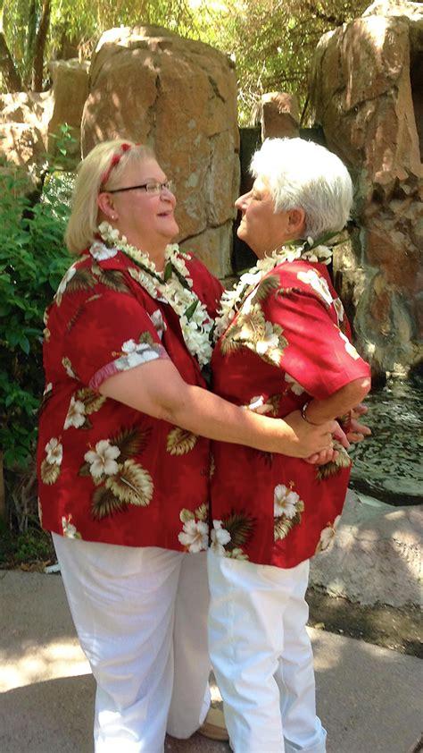 wedding vows las vegas lesbian  gay wedding