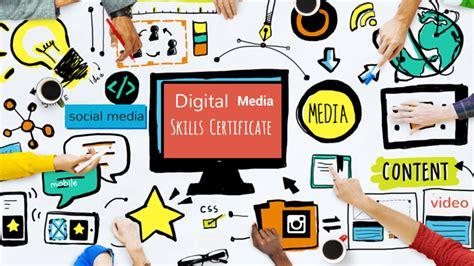 digital media certificate digital media skills certificate program uc berkeley