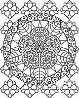 Coloring Pages Therapy Print Mandala Printable Colouring Sheets Adult Adults Sheet Drawings Books Painting Printing Flower Abstract Simple Animal Template sketch template