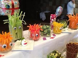 Gemüse Für Kinder : gem se monster buffett kindergeburtstag party snacks ~ A.2002-acura-tl-radio.info Haus und Dekorationen