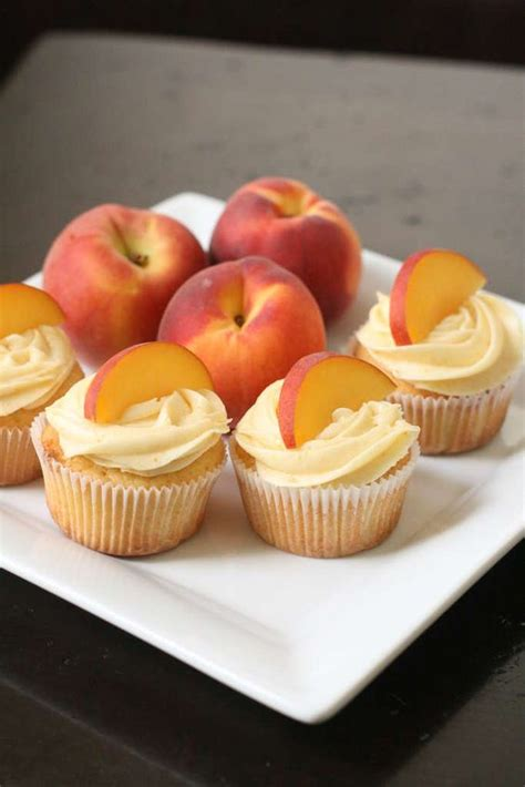 Heavenly Tropical Fruit Cupcakes Gallery
