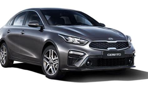 kia launches  grand cerato    rio models