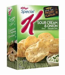 Kellogg's Special K* Sour Cream and Onion Cracker Chips ...
