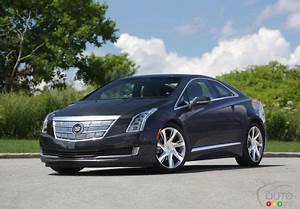 Cadillac reviews from industry experts Auto123