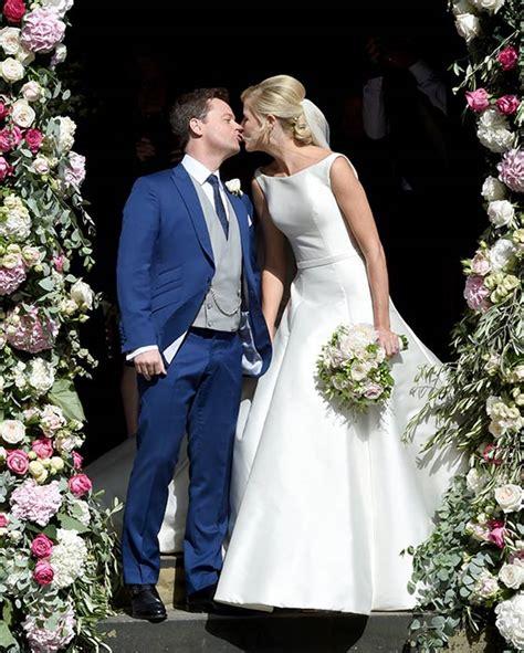 Declan Donnelly shares unseen wedding photo | HELLO!