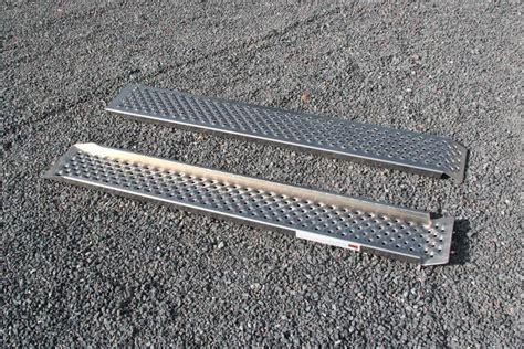 Rampe De Chargement Brico Depot. Rampe En Aluminium Fixe 2