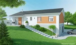 plan maison sur terrain en pente 10 maison sous sol 4 With plan de maison sur terrain en pente