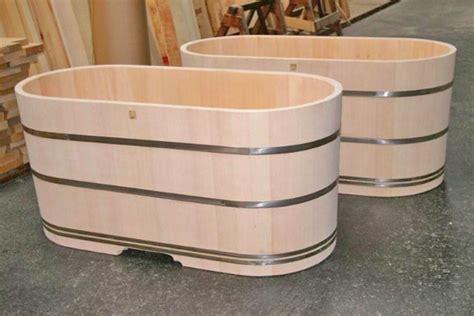 ofuro soaking hot tubs oval tubs  oregon