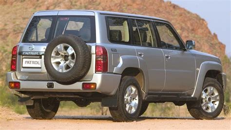 nissan patrol review   carsguide