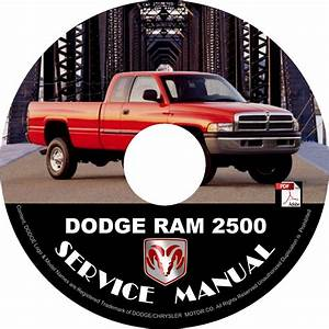 1997 Dodge Ram 2500 Service Manual