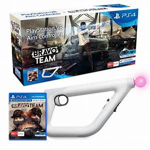 Bravo Team With Aim Controller Bundle PlayStation VR PS4