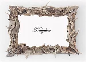 Meuble En Bois Flotté : miroir bois flott ~ Preciouscoupons.com Idées de Décoration