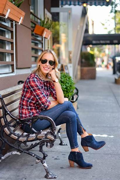 Lucky Brand Fall Booties Outfits Navy Zappos