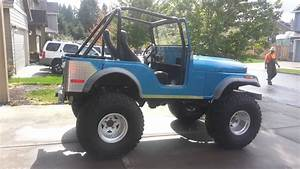 1973 Jeep Cj5 327 Sbc Lifted On 39 5