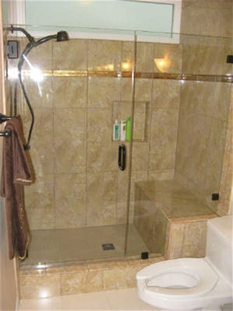 shower with seat inline showers with seats and pony walls