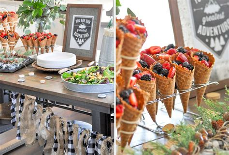 43 baby shower food ideas to delight your guests shutterfly