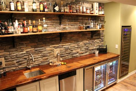 how to install kitchen backsplash glass tile wall bar diy how to attach countertop without cabinets