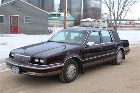 92 Chrysler New Yorker by 1992 Chrysler New Yorker Fifth Ave Low