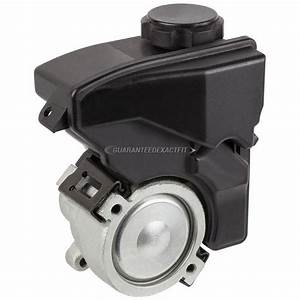 2000 Chevrolet Impala Power Steering Pump 3 8l Engine 86